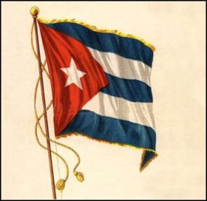 The Story of The Cuban Flag