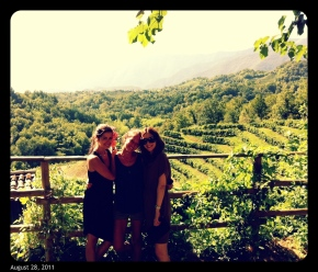 Rolle, the land of Prosecco.