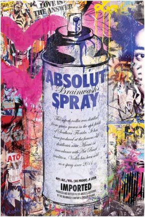 absolut brainwash