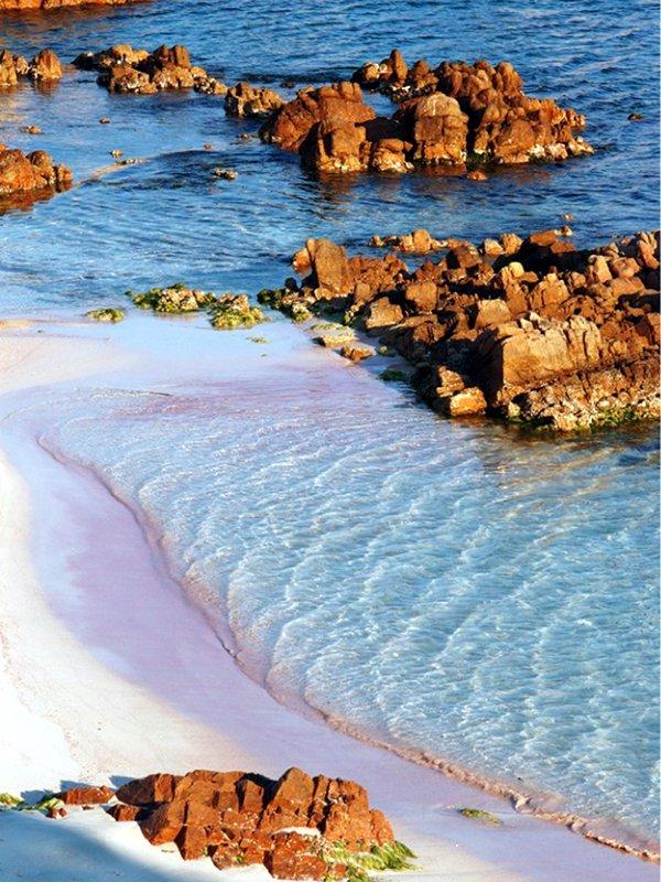 Spiaggia Rosa 1