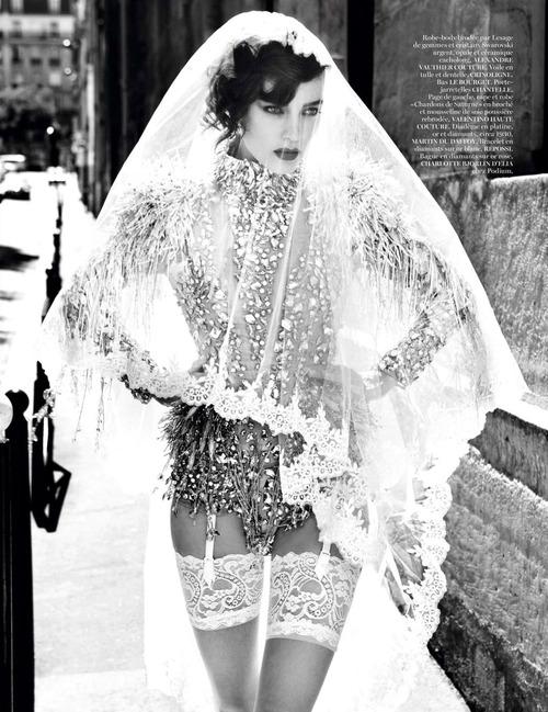 mood sexy bride